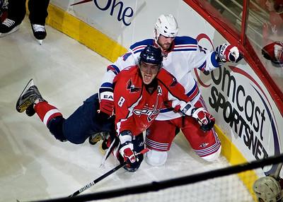 Caps vs Rangers (4/0) (April 24, 2009)