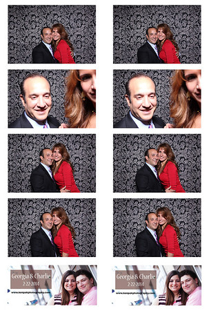 Georgia & Charlie Photo Booth