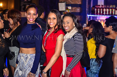 Aviate Saturdays Featuring The Eye Candy FaceOff at The Coliseum 03-29-2014