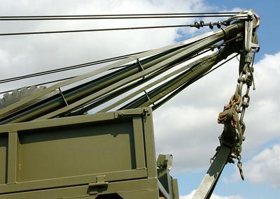 MACK 6x4 U.S. ARMY WINCH RECOVERY
