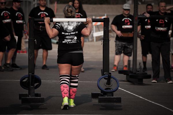 Southern Oregon Strongest Man & Woman