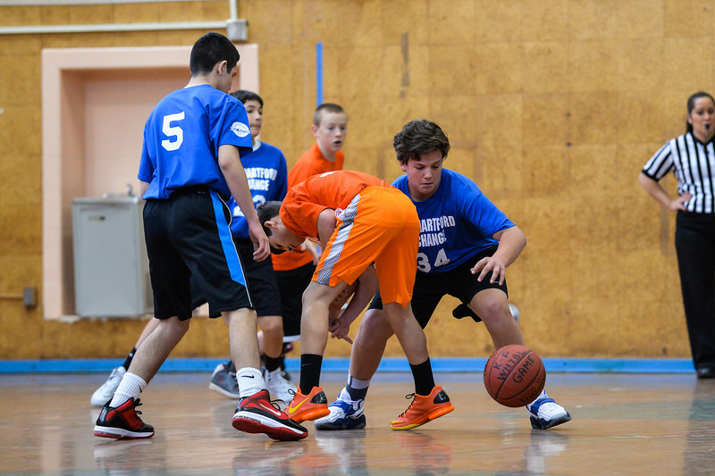 West Hartford Youth Basketball League - 2014 Season