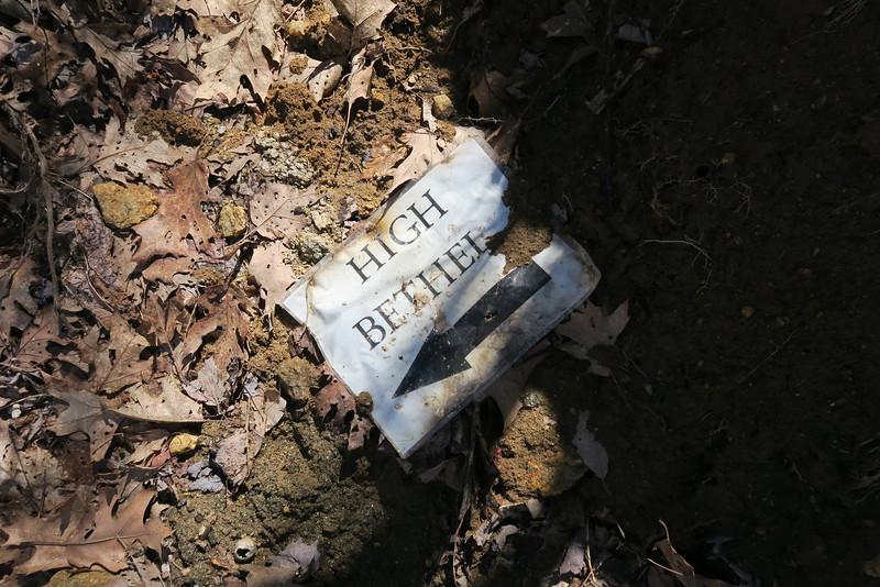 High Bethel Trail - 4,300'