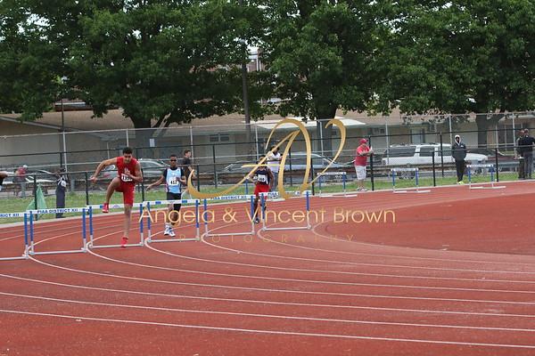 Dev4: 13-14 Boys 200-400m Hurdles