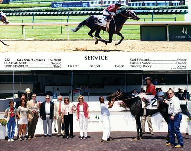 SERVICE - 5/28/2001