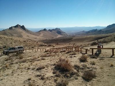 Owens Peak - January 17, 2014