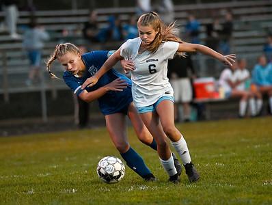 Windham at Kennebunk in girls soccer