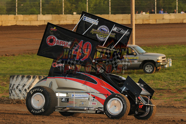 MIDWEST LIGHTNING SPRINTS