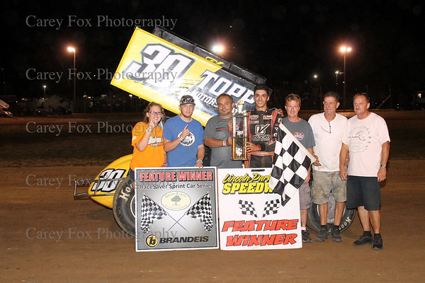 August 4, 2018 - 305 Race Saver Sprint Series