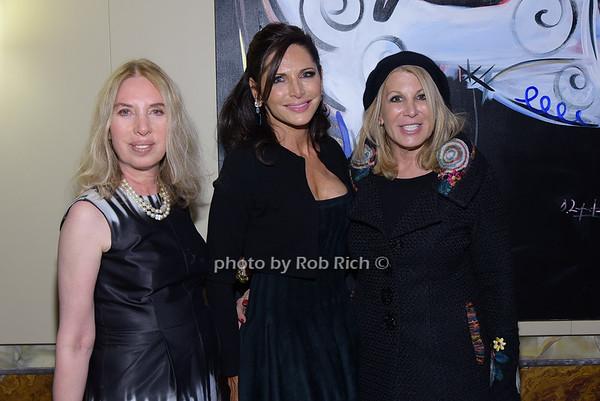 Lauren Lawrence, Sheila Rosenblum, Dottie Herman photo by Rob Rich/SocietyAllure.com © 2014 robwayne1@aol.com 516-676-3939