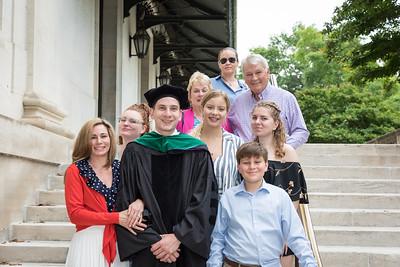 Connor Medical School Graduation