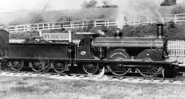 Stroudley Tender engines