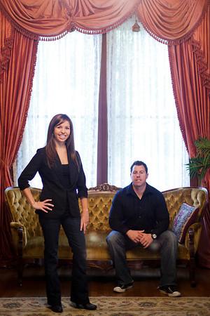 Vanessa and Bryan