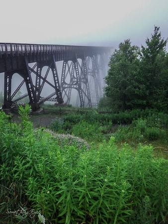 Kinzua Railroad Trestle
