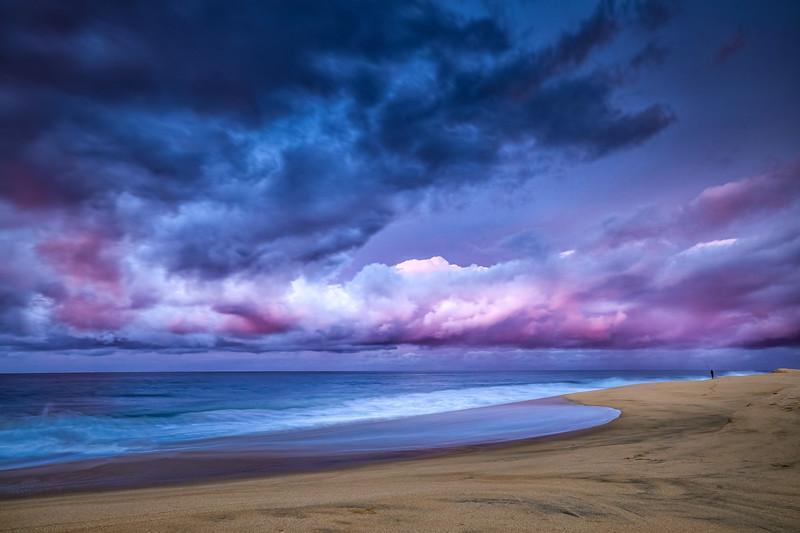 Purple Sunrise Diamante