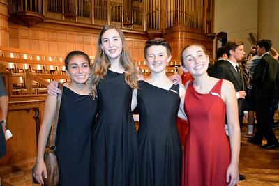 LCHS Choirs Sing Fall Concert