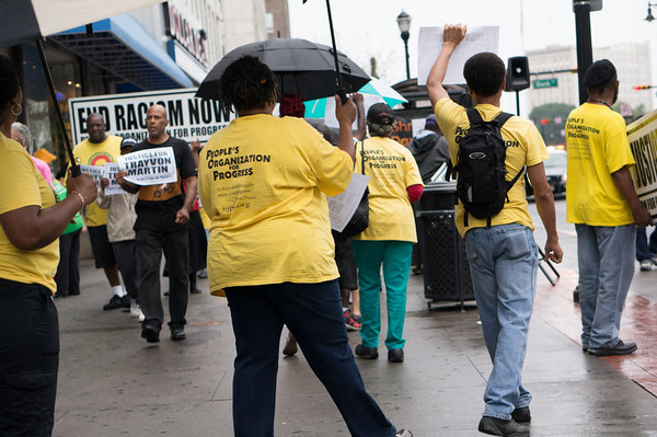 Trayvon Martin Newark Rally August 2013
