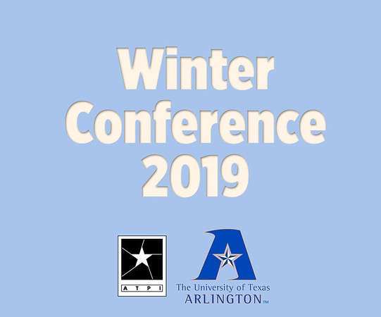 2019 Winter Conference
