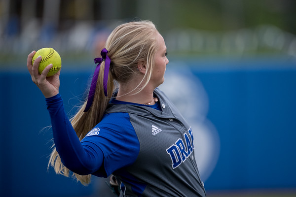Drake Softball vs ISU 05/01/19
