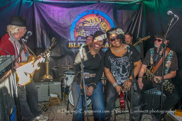 Durango Blues Trains 2015