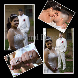 Montoya Wedding Album