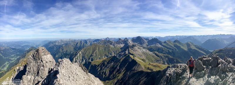 Mädelegabel mountain tour