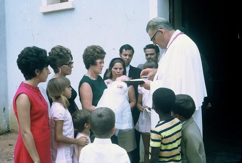Baptizado de Pedro Silva