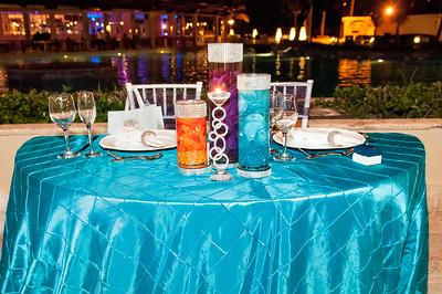 The Best Wedding - Reception @ Paradius Palma Real Resort 9-3-15