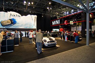 NYC Auto Show - 2011