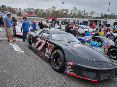 CARS Tour 2019, Orange County Speedway, NC
