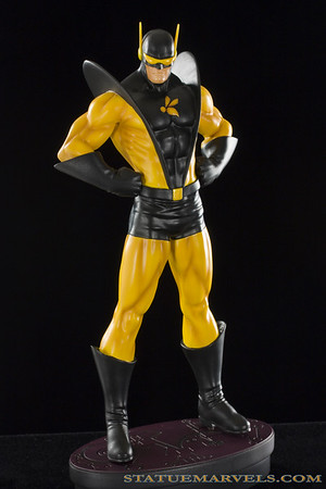 Bowen Designs Yellowjacket Statue