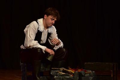 Scots College: Othello - Act II sc iii
