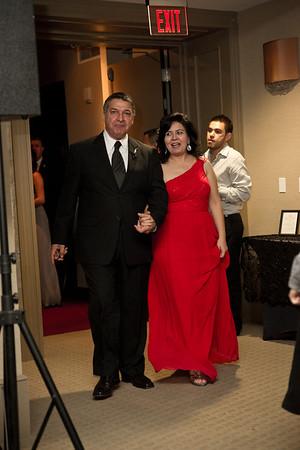 Mayra and Jonathan Wedding Reception at the Valencia Hotel