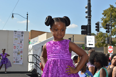 Day 1 - DC Fashion Week 2014 - Spring / Summer 2015 Collections - H Street Festival - Models Inc.  9-20-14