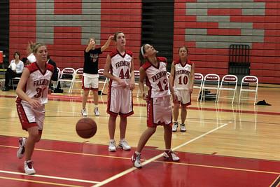 Girls Varsity Basketball - 2006-2007 - 10/26/2006 Spring Lake