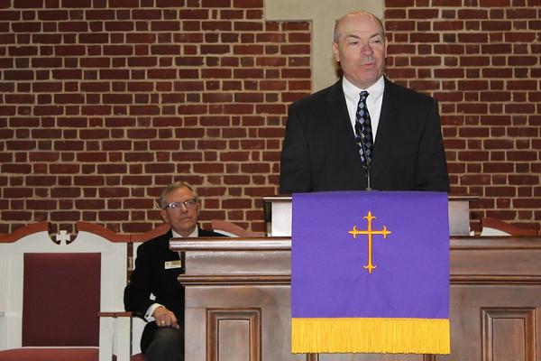 Chapel Christian Leadership Series (CLS) Guest Speaker
