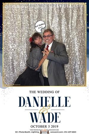 10/5/2019 - Danielle & Wade