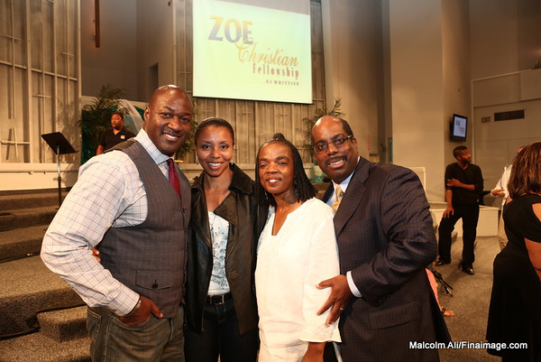 Zoe Reunion Celebration Concert 6-2-2013