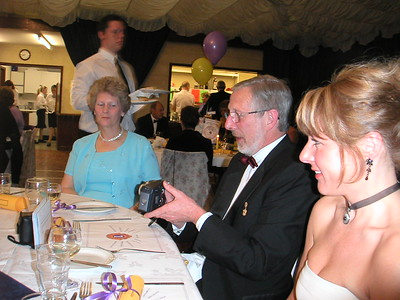 Glanford Lions Dinner May