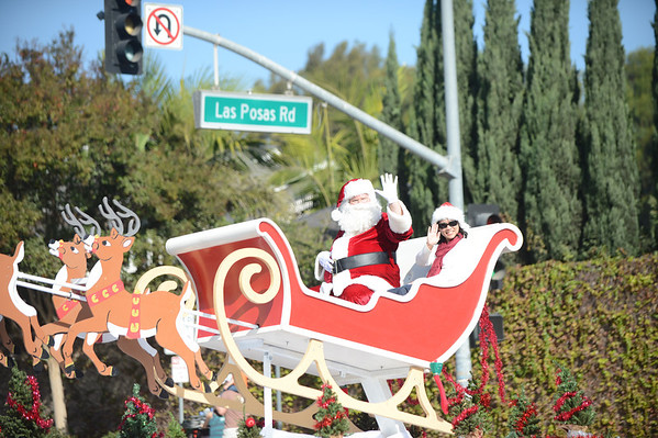Camarillo Christmas Parade 2012