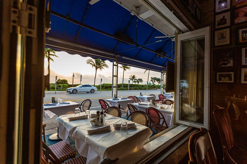 Caffe Luna Rosa, located at 34 S Ocean Blvd, Delray Beach, Florida on Wednesday, November 13, 2019. [JOSEPH FORZANO/palmbeachpost.com]