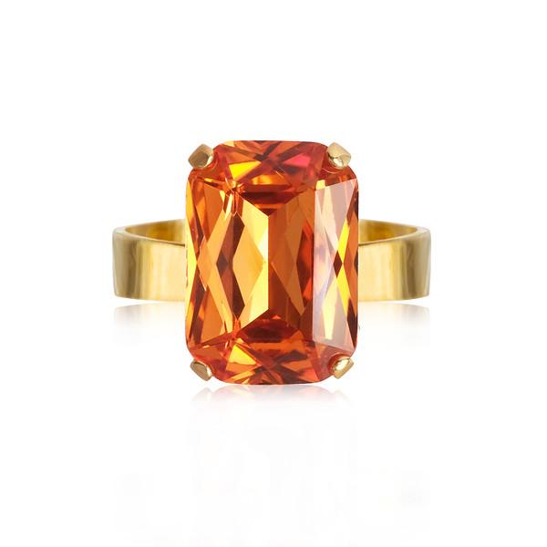 Lydia Ring / Tangerine