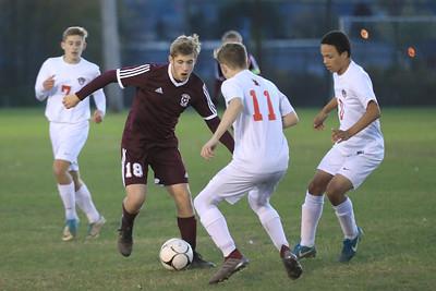 Boys Soccer — Northeastern Clinton vs. Beekmantown