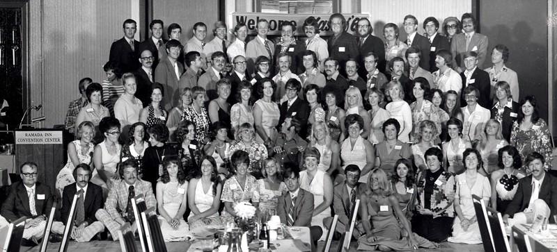Urbana High School 1965 10th Reunion