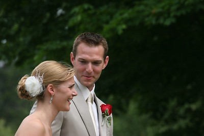 Brittany & Justin Dedman 2010