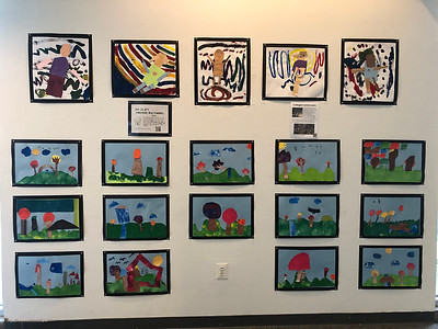 Lower School Art Show