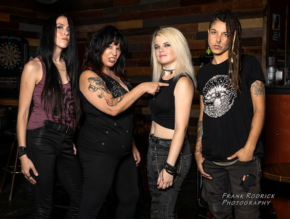 Roni Lee and the S!rens Of Rock