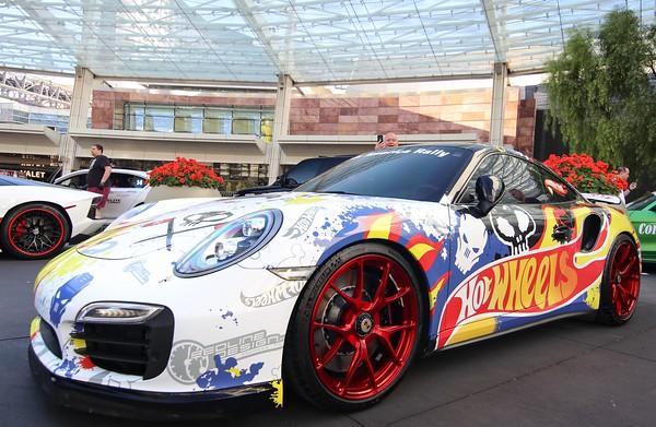 2018 Corsa American Rally Departure