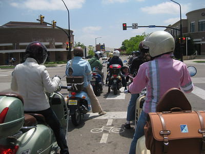 Sportique Spring Scoot, May 2009