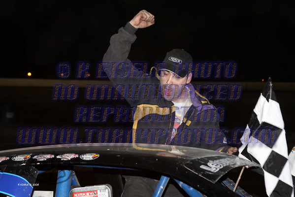 Thunder Alley Feature Winners